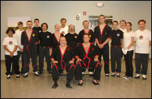 WingTsun seminar in Chicago - photo